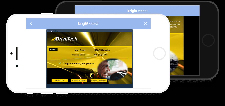 BrightCoach Landscape Device
