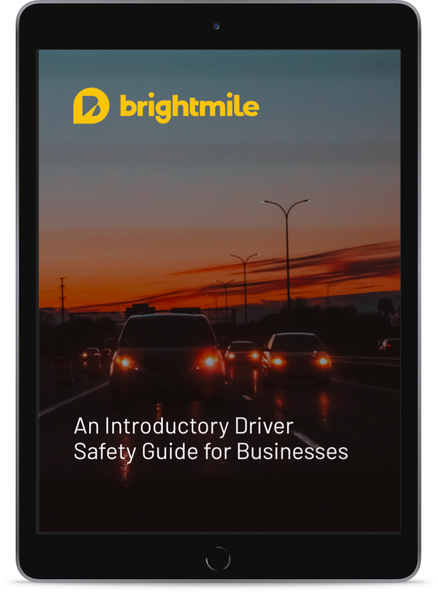 An introduction to driver safety - Brightmile